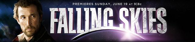 Click to learn more about Falling Skies at the TNT Network!
