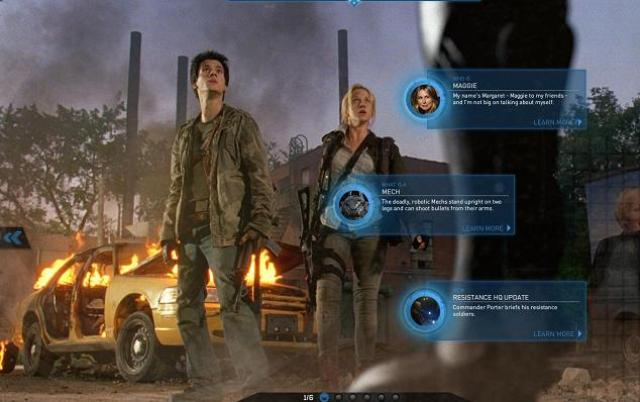 Falling Skies - Join the Resistance!