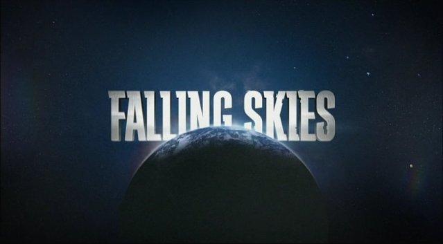 Falling Skies Pilot - Earth overshadowed