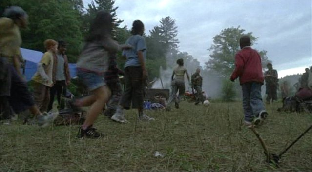 Falling Skies Pilot - What about the children