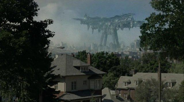 Falling Skies S1x02 - Alien tower of doom