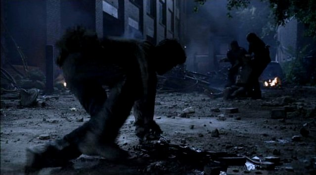 Falling Skies S1x03 - Karen dragged off to uncertain fate