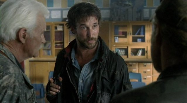 Falling Skies S1x03 - Tom Mason volunteers