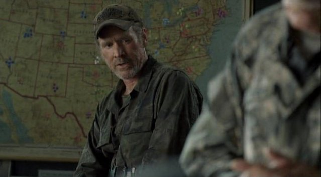Falling Skies S1x03 - Will Patton as Captain Weaver