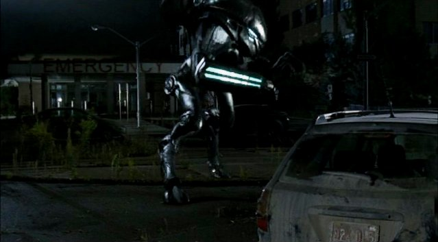 Falling Skies S1x05 - Mech on Patrol