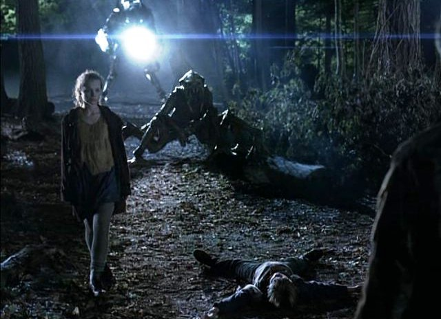 Falling Skies S1x06 - Looks like trouble to me!