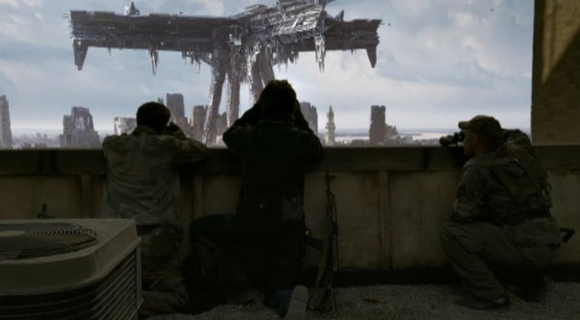 Falling Skies S1x08  - The Alien construct
