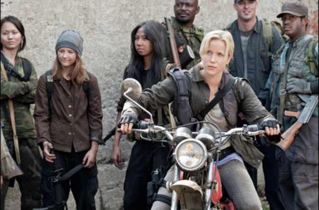 Falling Skies - The soldiers of the future