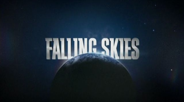 Falling Skies splash