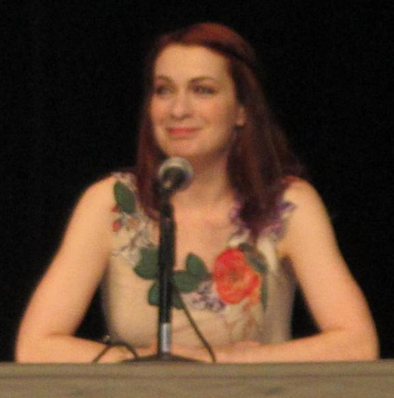 Felicia Day at PHXCC!