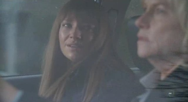 Fring S3x18 - BOlivia and Mom on the way to the clinic