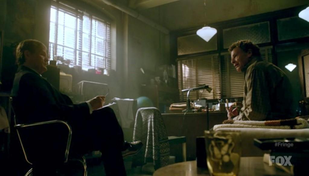 Fringe S4x03 - Walter and Psychiatrist