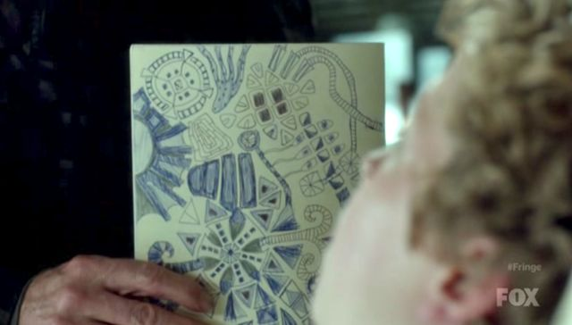 Fringe S4x03 - Your drawing