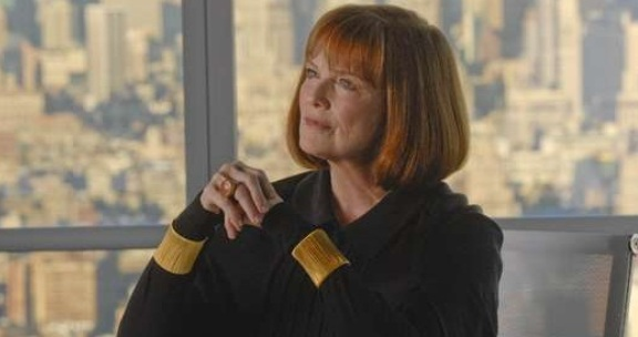 Fringe S1 - Blair Brown as Nina Sharp