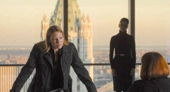 Fringe S1 - Olivia confronts Nina Sharp