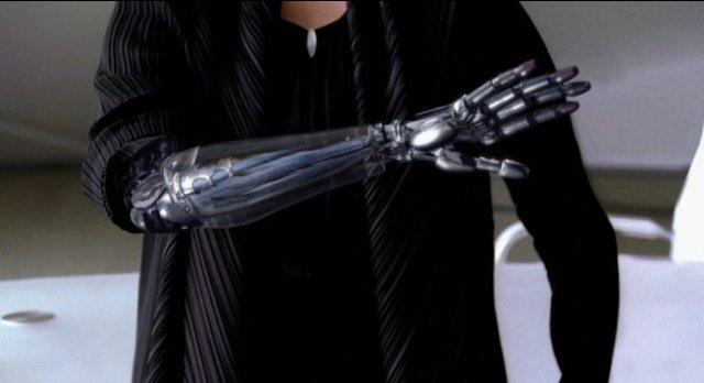Fringe S2x01 - Nina Sharps Robotic Arm