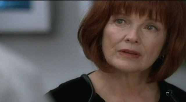 Fringe S3x11 Reciprocity - Blair Bown as Nina Sharp