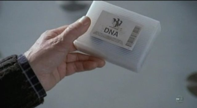 Fringe S3x11 Reciprocity - The DNA from William Bell!
