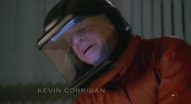 Fringe S3x12 -Laughing gas in a hazmat suit!