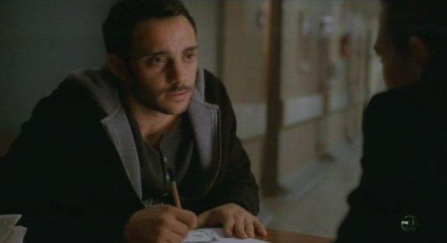 Fringe S3x12 -Omid Abtahi as Simon