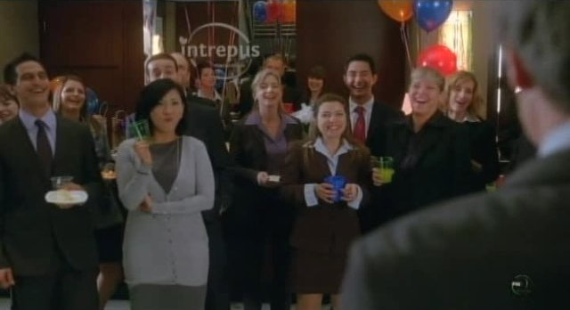 Fringe S3x12 -The birthday party at Intrepus