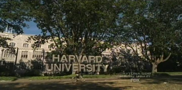 Fringe S3x14 6B Back at Harvard