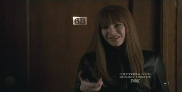 Fringe S3x14 6B Bolivia at apartment 6B