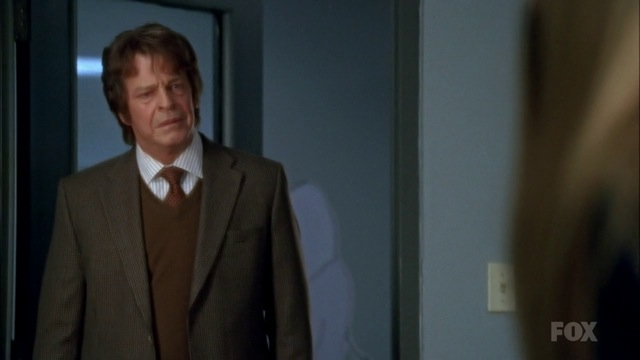 Fringe S3x15 - Walter enters his office