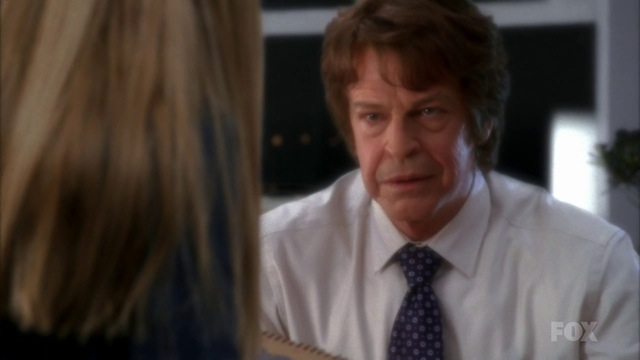 Fringe S3x15 - Walter is stunned by Olivias disclosure