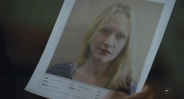 Fringe S3x17 Dana is identified