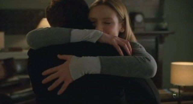 Fringe S3x19 - Peter and Olivia together again