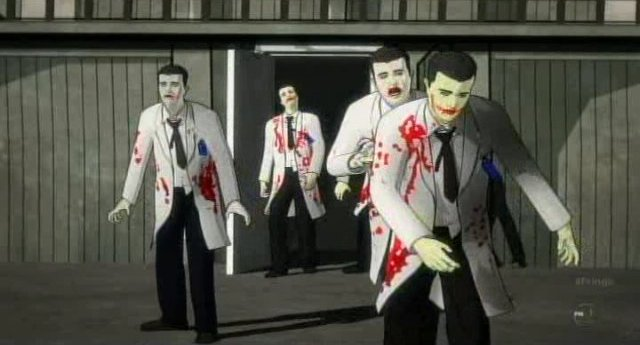 Fringe S3x19 - Zombies