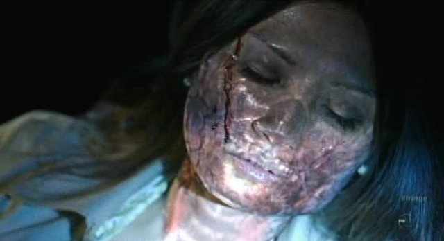 Fringe S4x01 - The skin is affected