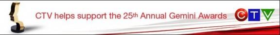25th Annual Gemini Awards Toronto Canada