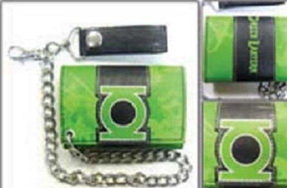 Green Lantern Themed Wallet
