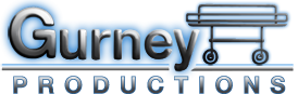 Gurney Productions mini banner logo - Learn more at the official web site!
