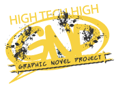 Click to learn more about HTH - Graphic Novel Project!