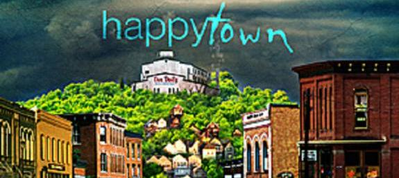 Happy Town Poster. Click to visit HT on Twitter!