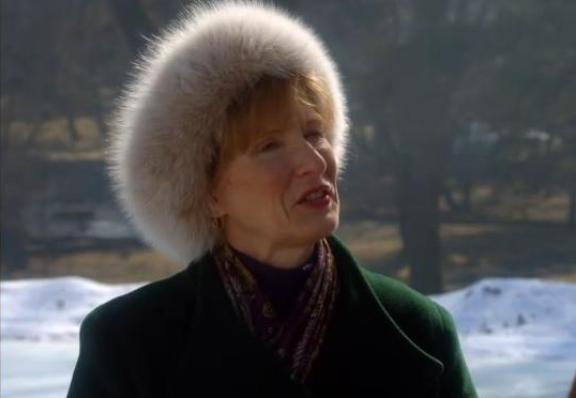 Happy Town - Waters -Mayor Mrs Peggy Haplin