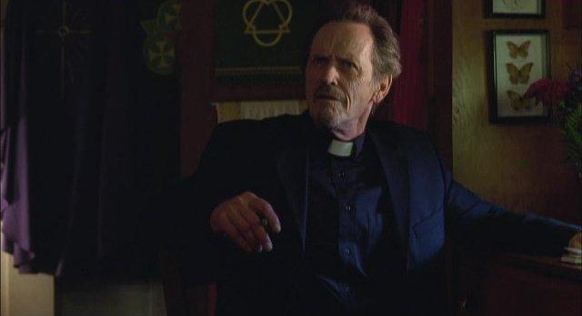 Haven S2x01 Reverend Driscoll is adamant