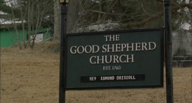 Haven S2x01 - The Good Shepherd Chuch in Haven