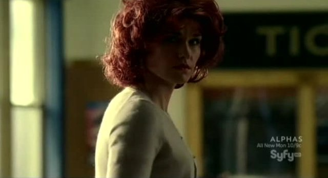 Haven S2x02 - Audrey's mother Lucy Ripley