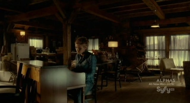 Haven S2x03 - Audrey at the piano