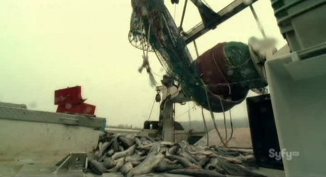 Haven S2x03 - Buried by fish