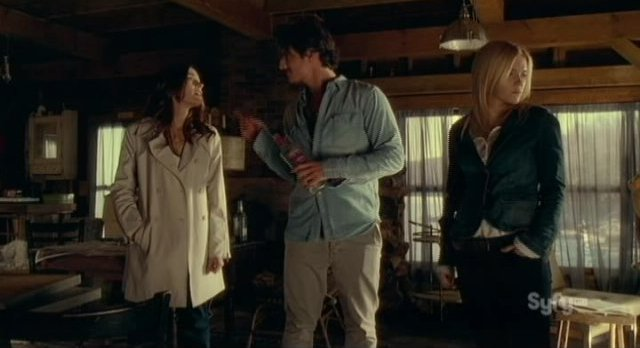 Haven S2x03 - Not as nice as the blond one
