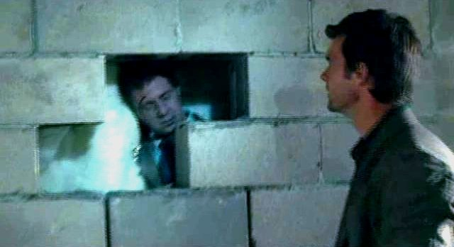 Haven S2x08 - Cornell's victim in the wall
