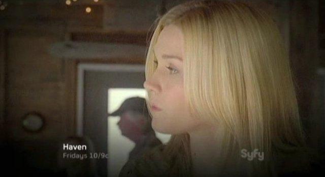 Haven S2x08 - Emily Rose as Audrey Parker