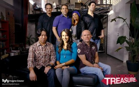 Hollywood Treasure Team - Click to learn more at Syfy!