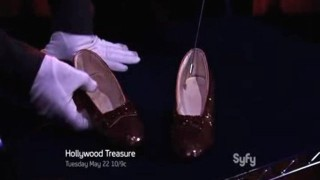 Hollywood Treasyre S2x01 - The Ruby Slippers