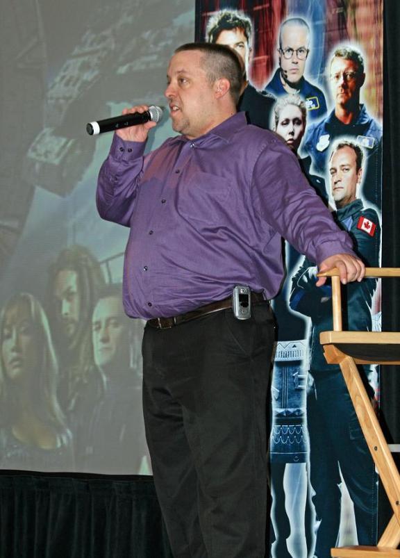 Stargate MinCon Sunday: Hewlett & Flanigan's Snarkastic Responses!
